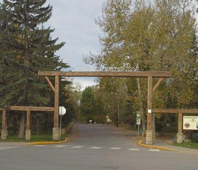 Campground Diamond: Set In A Secluded Area Beside The Highwood River, Close To