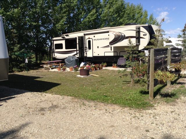 Fort macleod alberta campgrounds with hookups